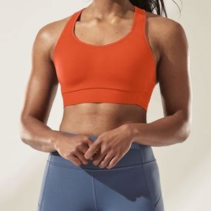 Athleta Hustle Bra Supersonic 38 B/C